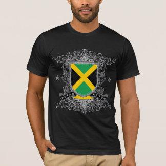 Camiseta del escudo 2 de Jamaica