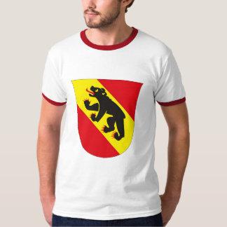 Camiseta del escudo de armas de Berna