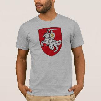 Camiseta del escudo de armas de Bielorrusia