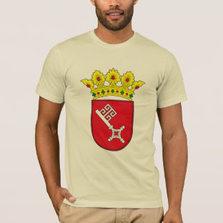 Camiseta del escudo de armas de Bremen