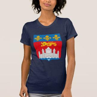 Camiseta del escudo de armas de Burdeos