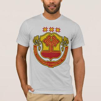 Camiseta del escudo de armas de Chuvashia