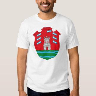 Camiseta del escudo de armas de Córdoba Playera