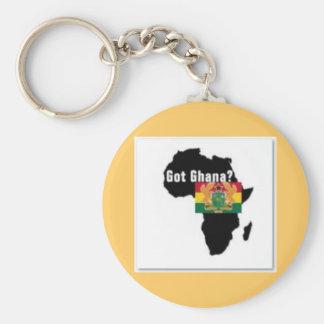 Camiseta del escudo de armas de Ghana y etc Llavero Redondo Tipo Pin