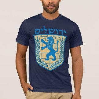 Camiseta del escudo de armas de Jerusalén