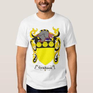 Camiseta del escudo de armas de la familia de remeras