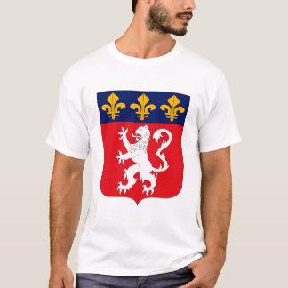 Camiseta del escudo de armas de Lyonnais