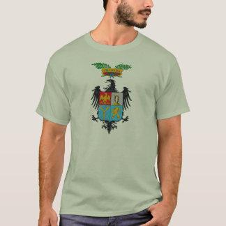 Camiseta del escudo de armas de Palermo