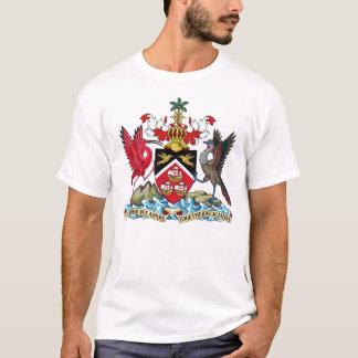 Camiseta del escudo de armas de Trinidad/de