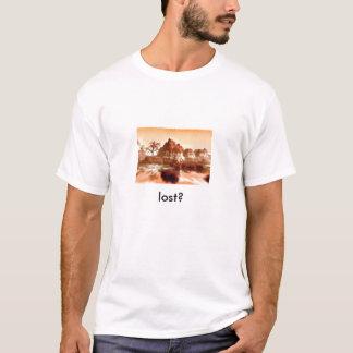 Camiseta del espejismo