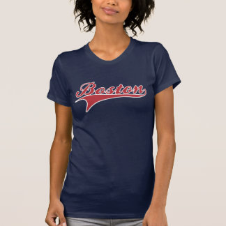 Camiseta del estadio de béisbol de Boston