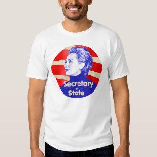 Camiseta del estado de Hillary Polera