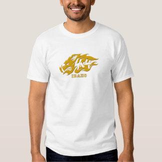 Camiseta del ESTADO de IDAHO (4) Remeras