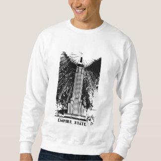 Camiseta del estado del imperio sudadera