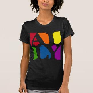 Camiseta del estallido del aliado