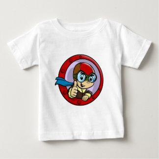 Camiseta del estándar de Freddy del Flyboy de FRED Remeras