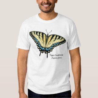 Camiseta del este de la mariposa de Swallowtail Playeras