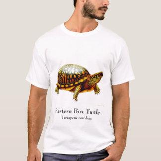 Camiseta del este de la tortuga de caja