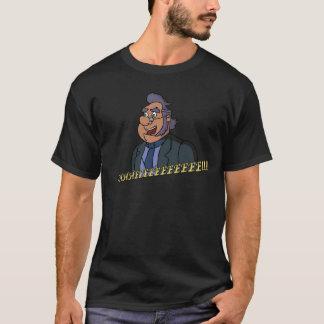 Camiseta del estilo 2 del viejo hombre