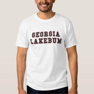 Camiseta del estilo de la universidad de Georgia Remera