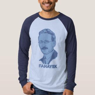 Camiseta del FA Hayek Camisas