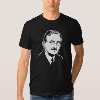 Camiseta del FA Hayek Playeras