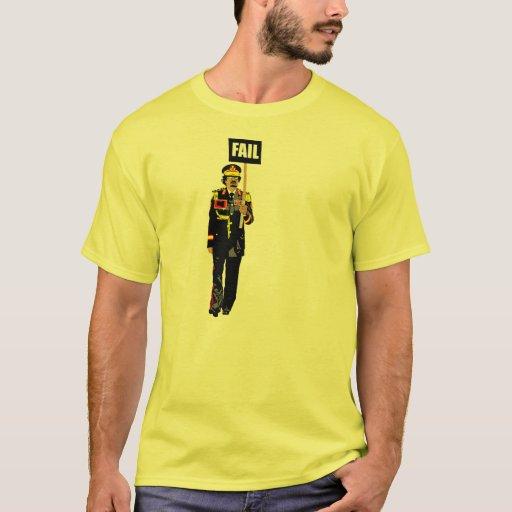 Camiseta del FALL de Gaddafi