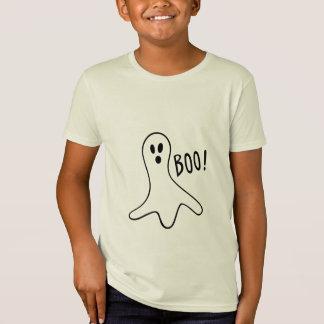 Camiseta del fantasma