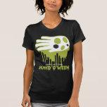 Camiseta del fantasma de Halloween
