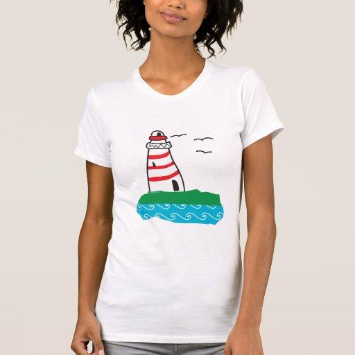 Camiseta del faro
