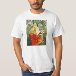 Camiseta del festival de Alfonso Mucha Sokol Remera