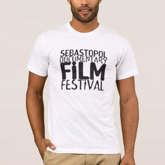 Camiseta del festival de cine de Sebastopol doc.