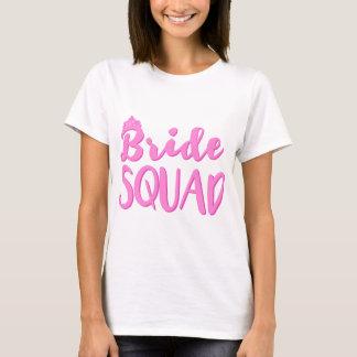 Camiseta del fiesta de las damas de honor de
