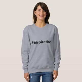 Camiseta del #fitspiration poleras