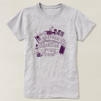 Camiseta del fondo del AME (el apresto de las Remeras