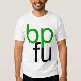 camiseta del fu del punto de ebullición (camisa polera