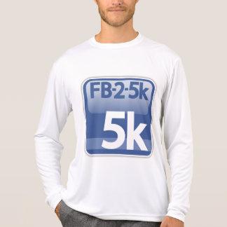 Camiseta del funcionamiento de FB-2-5K Playera