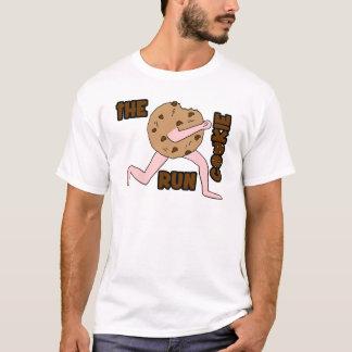 Camiseta del funcionamiento de la galleta