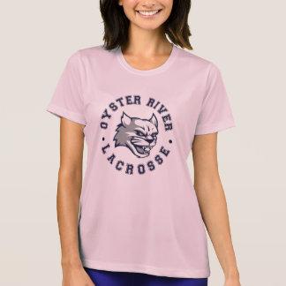 Camiseta del funcionamiento del ORYA LaCrosse de