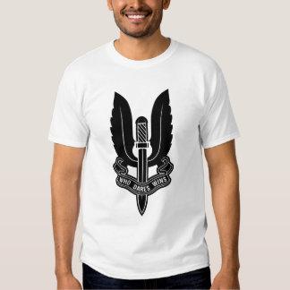 Camiseta del funcionamiento del servicio aéreo playera