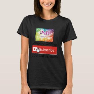Camiseta del funcionario de Maggie Donnell