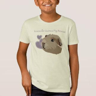 Camiseta del funcionario del rescate del conejillo playeras