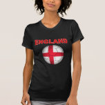 Camiseta del fútbol de Inglaterra