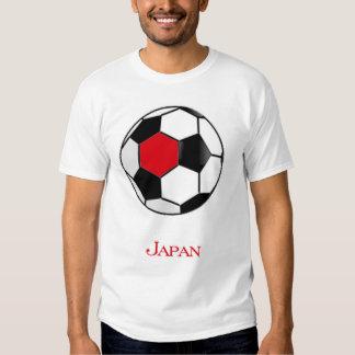 Camiseta del fútbol del mundial de Japón Remera