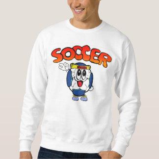 Camiseta del fútbol suéter