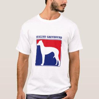 Camiseta del galgo italiano de la primera división
