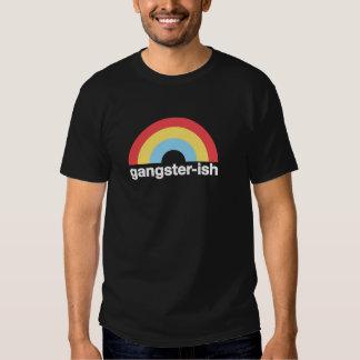 Camiseta del Gángster-ish Remera
