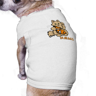 Camiseta del gatito de NEMO Camisa De Mascota
