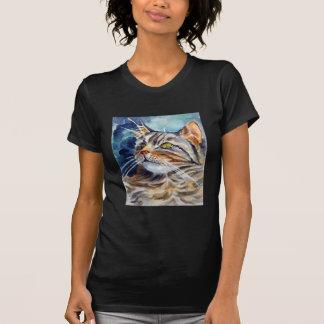 Camiseta del gato de Coon de Maine