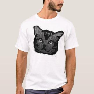 Camiseta del gato del Soma
